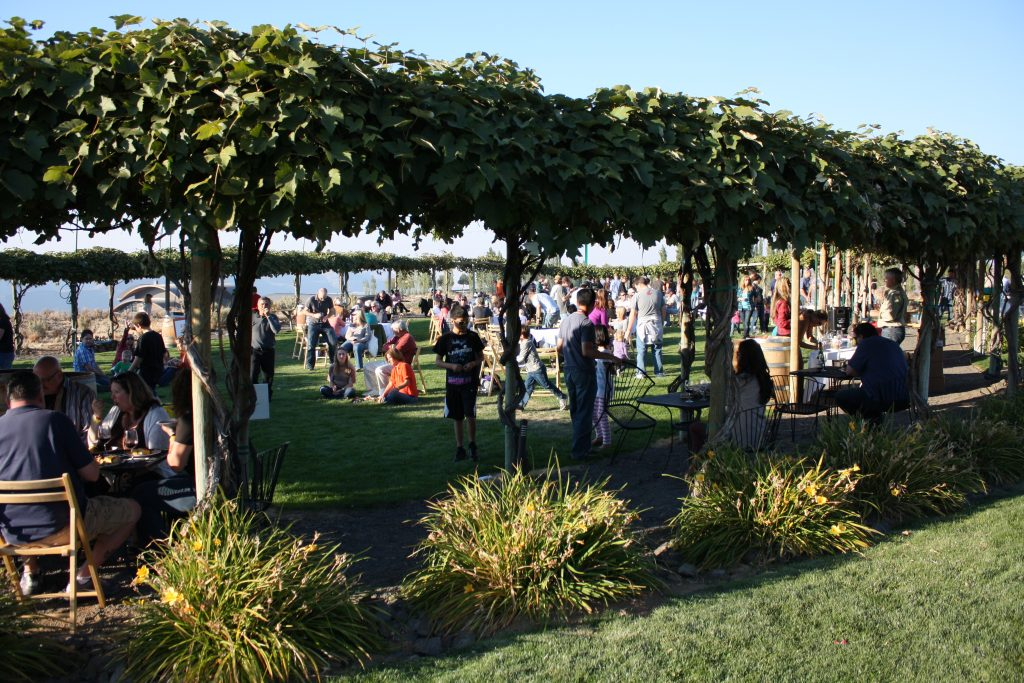 Cave B Estate Winery Events